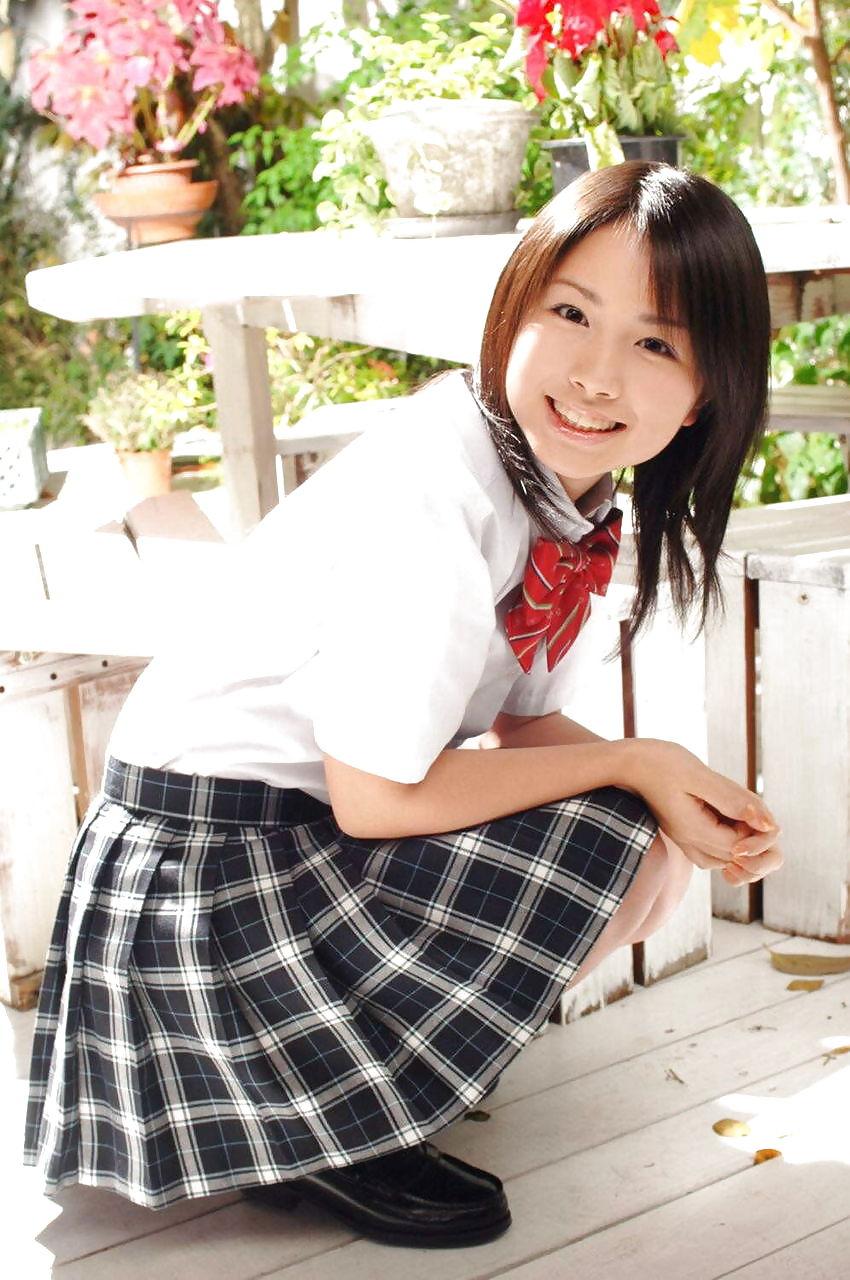 Young asian teen-8532