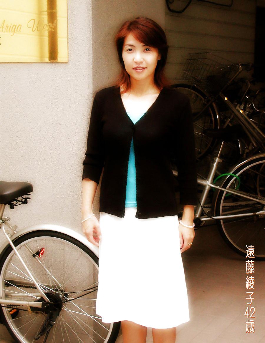 Wahnsinn. Ich Japanese mature picture woman tetas She
