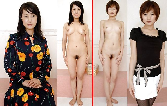 Think, Chinese dressed undressed